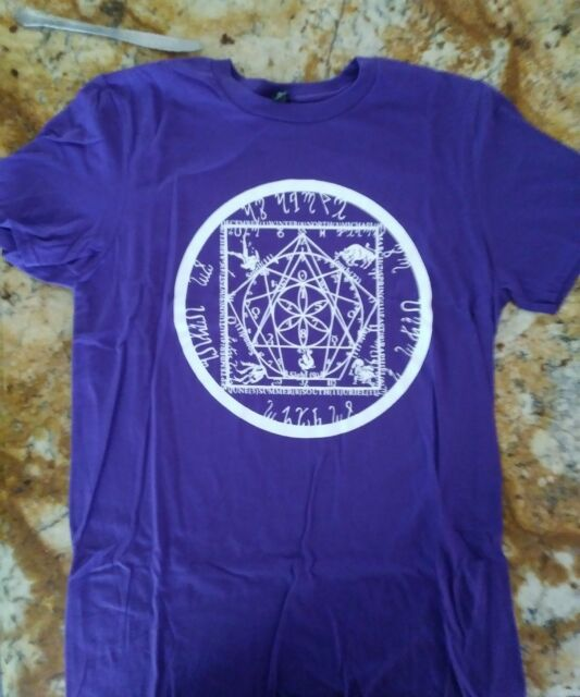 7th Seal Activator - Activation T-Shirt Men Large