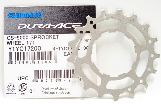 Shimano Dura Ace CS-R9100//9000 12T Cog//Sprocket for 11-23//25//28//30T 11S Cassette