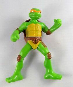 2007 Tmnt Teenage Mutant Ninja Turtles Mcdonalds Michelangelo