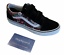 miniature 2 - Vans Old Skool V (Butterfly Floral) Strap Black Red Sz Women's 7.5 / Youth 6 ⭐️