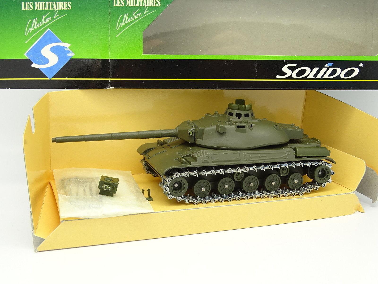 Solido Military Army 1 50 - Char Tank AMX 30 B2 6079
