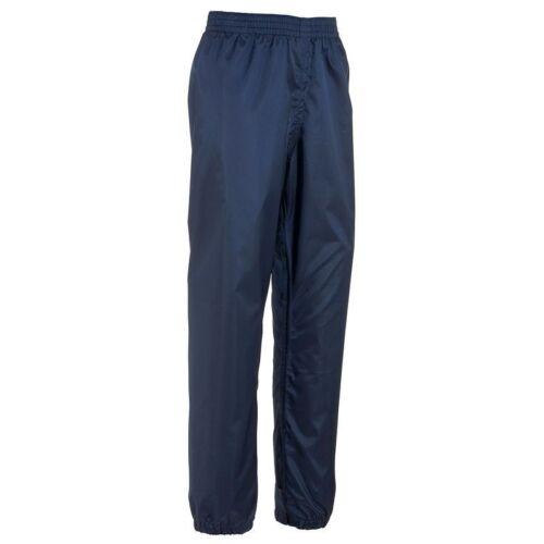 Classique Bleu Marine Imperméable Pluie Surpantalon léger confortable