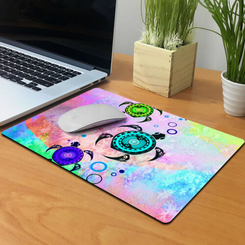 X-Large Rectangle Rubber Mousepad Mice Pad Mat Gaming For PC Laptop Laser Mouse