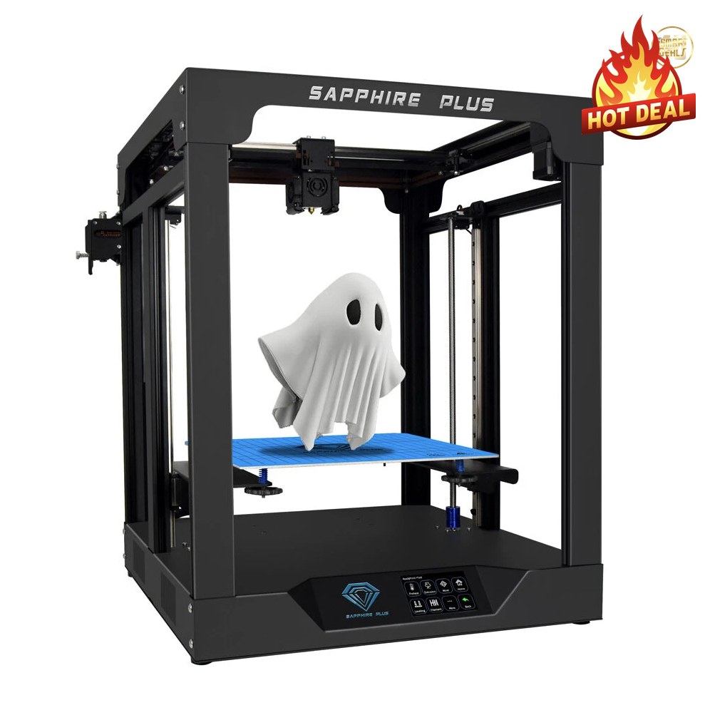 300*300*350mm Printing Size 3D Printer With Metal Body Auto Levelling XY DIY EU