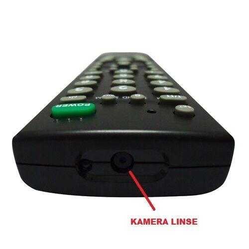 32GB MINI KLEINE PROFI DETEKTIV SPIONAGE KAMERA VERSTECKT IN FERNBEDIENUNG A58