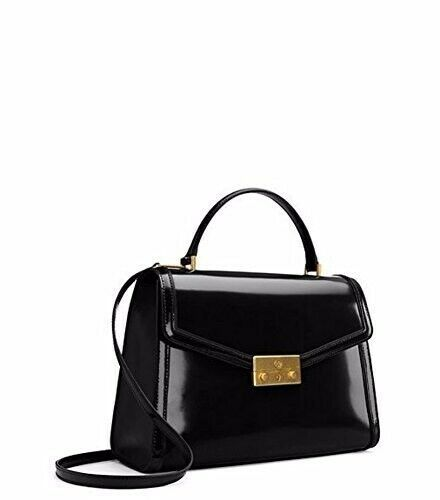 TORY BURCH Juliette Color Small Top Handle Satchel Bag Women Crossbody Gift NWT