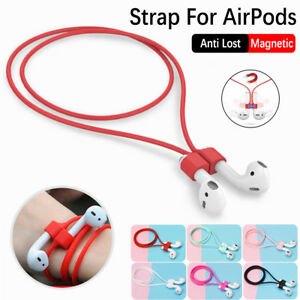 For-Apple-AirPods-Magnetic-Anti-Lost-Strap-Cord-AirPod-Earphones-String-Rope-Hot