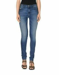 NWT-DIESEL-Women-039-s-Skinzee-RS026-Super-Slim-Skinny-Stretch-Jeans-27-x-32