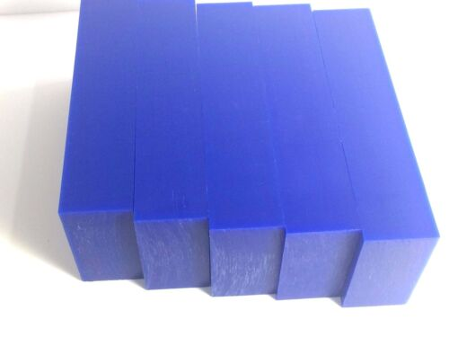 """Machinable Wax 1.5/"""" x 3/"""" x 7/"""" Pack of 5"""