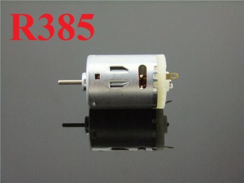 DC5-12V R385 Mini DC Motor 14000RPM DIY Toy Accessories Powerful torque K214