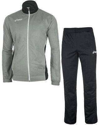 Asics Suit America Grey Black Size