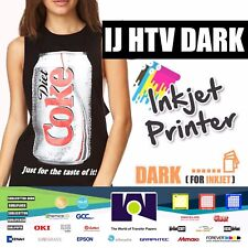 Ij Htv Dark Ink Jet Aqueous Printable Textile Vinyl Pu 827x 1169 15 Sheets
