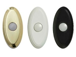 Details about New Wireless Battery Powered Doorbell Push on No Wiring on