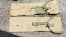 WW2 M1 GARAND CLEANING ROD POUCH CASE KHAKI EARLY WAR M1-C6573