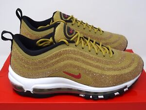 Details about Nike Air Max 97 LX Swarovski Crystal Gold Bullet W UK 5 6 7 8 9 US