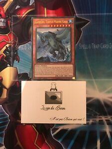 VF//ULTRA Tortue marine Kaiju DUDE-FR037 Yu-Gi-Oh Gameciel DUDE-EN037