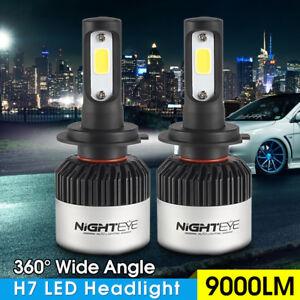 NIGHTEYE-LED-880-881-H1-H3-H7-H11-9006-9005-H4-9000ML-Scheinwerfer-Licht-Leuchte