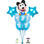 Baby-Mickey-Minnie-Mouse-1st-Compleanno-Palloncini-Party-Baby-Shower-Elio-Qualatex miniatura 8