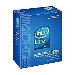 *** Intel Core I7-950 3.06ghz