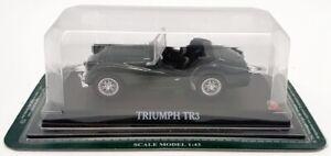 ALTAYA-1-43-Escala-Modelo-Coche-IR14-Triumph-TR3-Verde
