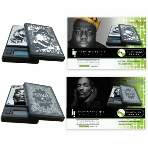 Notorious B.I.G OR Snoop Dogg Digital Pocket Scale