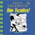 Gregs Tagebuch 12 - Und tschüss! von Jeff Kinney (2017)