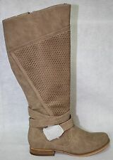 8aaeeb7a019 item 6 Not Rated Wind Zone Cream Round Toe Synthetic Knee High Boot US Shoe  Size 8.5 M -Not Rated Wind Zone Cream Round Toe Synthetic Knee High Boot US  Shoe ...