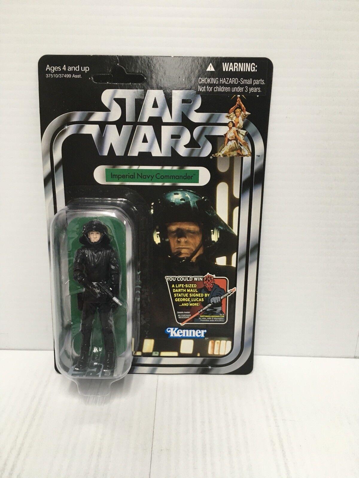 Star - wars - vintage - kollektion vc 94 imperial commander anh moc unpunched