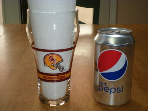 ARIZONA STATE COLLEGE FOOTBALL, Official Drinking Glass Barware