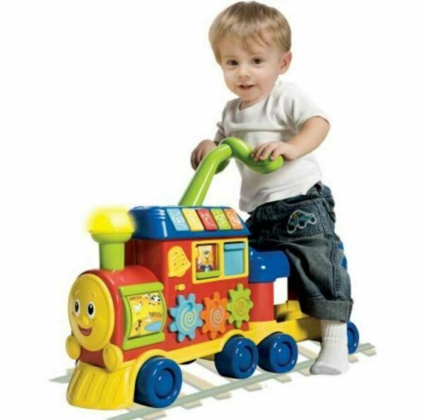 Ride on Toys for 1 Year Old Baby Toddler Walker Stand 2 ...