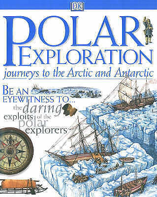 Polar Exploration (Discoveries)-ExLibrary