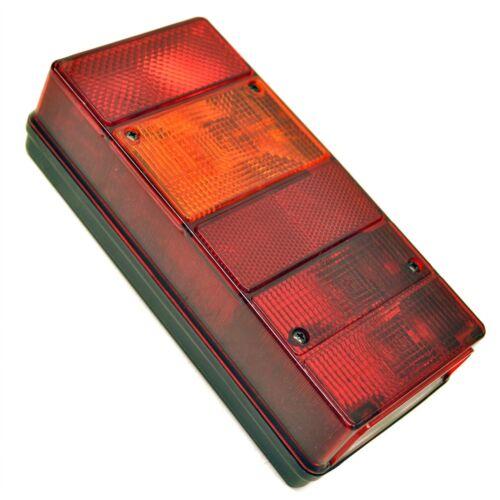 Large Rear Trailer Combination Lamp Light TR050