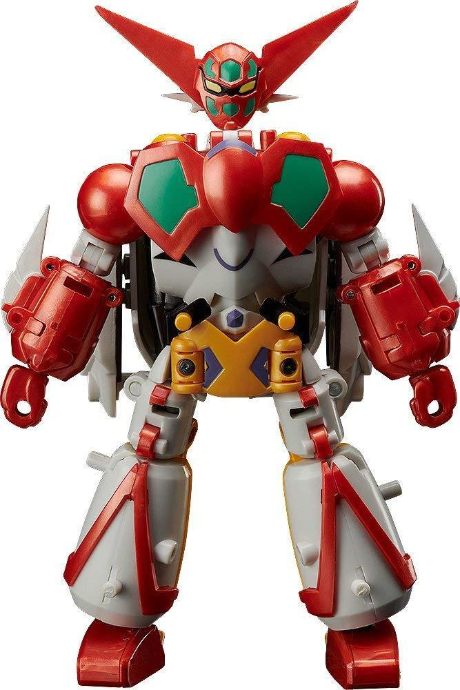 FREEing Dynamic Change Shin Getter Robo Action Figure w  Tracking NEW