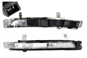 NEW-SKODA-OCTAVIA-II-2004-2013-WING-MIRROR-TURN-LED-INDICATOR-LIGHT-LENS-RIGHT