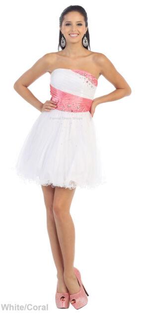 SALE ! WINTER FORMAL DANCE STRAPLESS EVENING PROM & PLUS SIZES DRESS UNDER $100