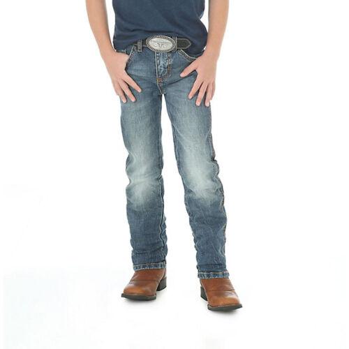 88BWZHW Boy/'s Wrangler Retro Slim Straight Jean Color Sizes 8-18 Haywood NEW