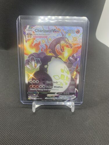 Pokémon Shining Fates Charizard Vmax vs107