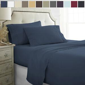 Egyptian-Comfort-Ultra-Soft-4-Piece-Bed-Sheet-Set