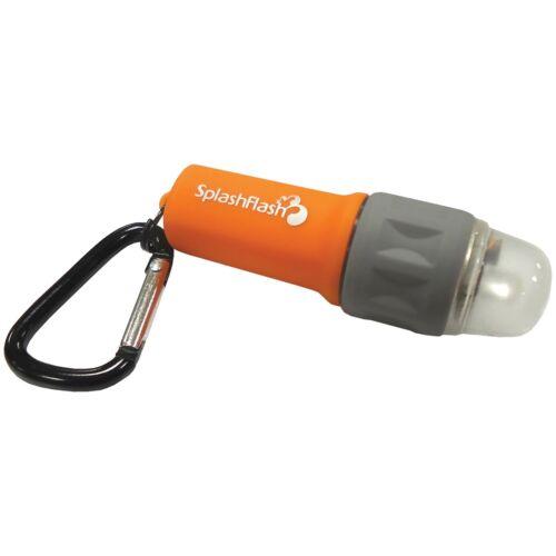 Ultimate Survival Technologies Splashflash Orange DEL étanche 25 LM Lumière