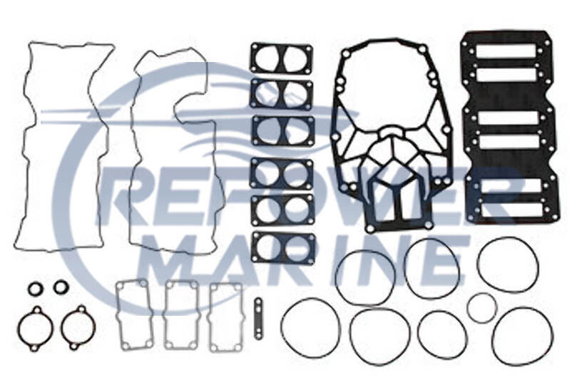 Powerhead Dichtungssatz für MERCURY 3.0L L 225, 250 HP, Repl : 27-814195a93