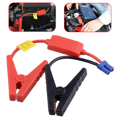 Car EC5 Plug Booster Cable Alligator Clamp Connector Battery Jumper Jump Starter