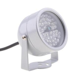 Ir Illuminateur Infrarouge Éclairage Vision Nocturne Jardin Noël Déco lampe