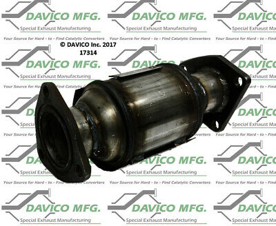 Davico 18275 Catalytic Converter