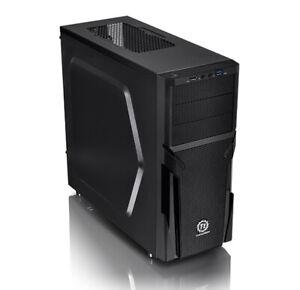 Thermaltake Versa H21 Midi-Tower Black computer case - CA-1B2-00M1NN-