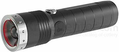 ~NEW~ LED Lenser MT14 Rechargeable Flashlight 1000 Lumens w// Lithium 26650