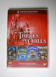 TOWER-OF-TERROR-The-Haunted-Mansion-MR-TOAD-039-S-WILD-RIDE-The-Country-Bears-DVD
