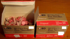 Bd Fine 32g X 4mm Pen Needles 100 Count For Sale Online Ebay
