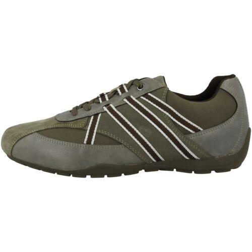 GEOX U Ravex B Schuhe Men Herren Sneaker Freizeit Halbschuhe U743FB05411C0203
