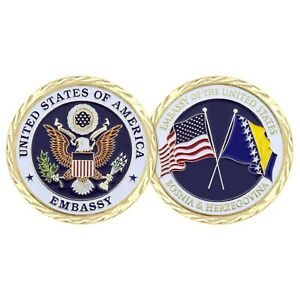 BOSNIA-amp-HERZEGOVINA-BH-AND-US-AMERICAN-EMBASSY-FLAGS-1-75-034-CHALLENGE-COIN
