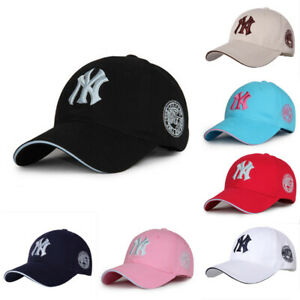 Men-Women-Boy-Adjustable-Baseball-Hat-Outdoor-Sport-Hip-Hop-Snapback-Sun-Cap